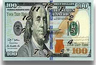 Customized Money Clocks United States Series 2009