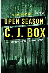 Open Season (Joe Pickett series Book 1) Kindle Edition