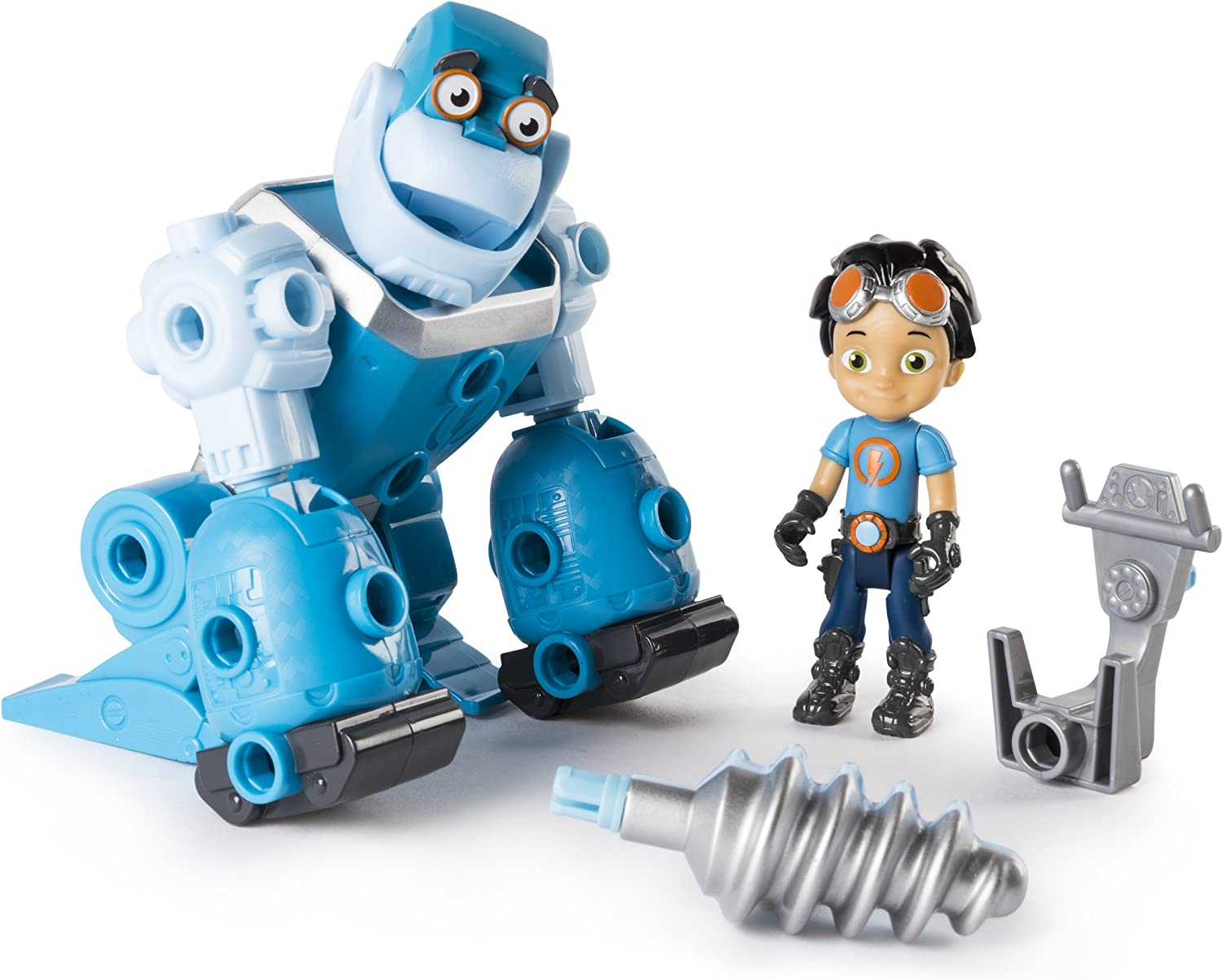Rusty Rivets – Botarilla Creature Build with Rusty Figure, for Ages 3 and Up