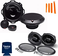 """$329 » Sponsored Ad - Rockford Fosgate 1 Pair of P152-S Punch 5.25"""" Component Systems and 1 Pair of P1694 6X9 Punch 4-Way Coaxial..."""