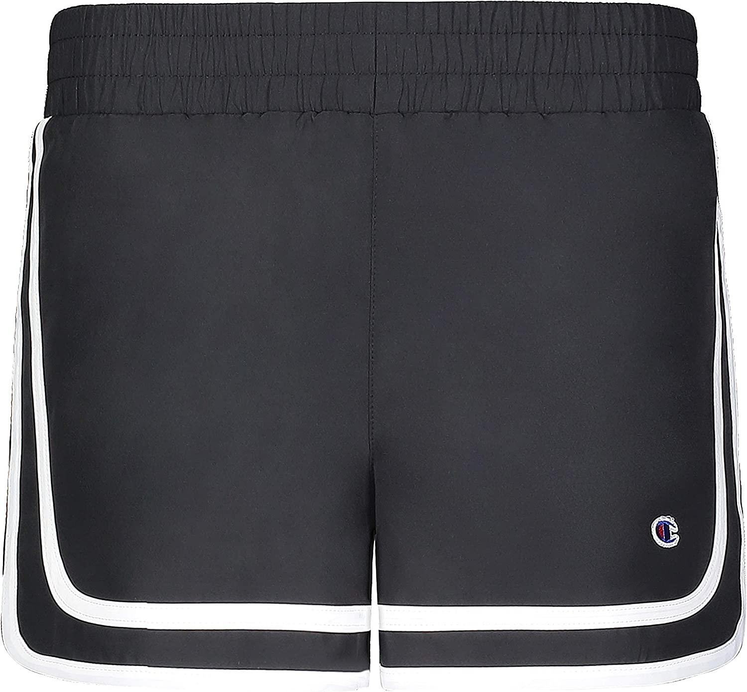 Champion Girls Woven and French Terry Basketball Shorts