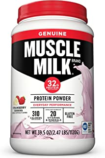 Best muscle milk protein powder ingredients Reviews