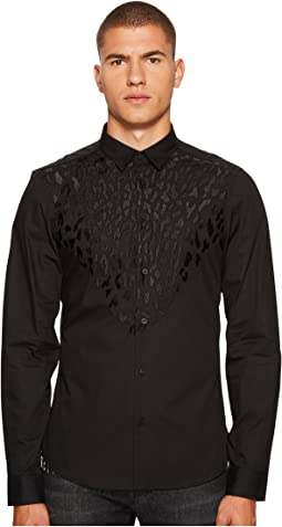 Versace Jeans - Applique Button Down