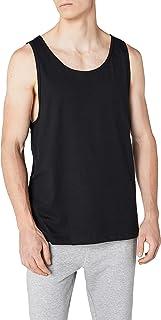 Urban Classics Men's Jersey Big Tank Top Sports Shirt