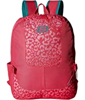 SKECHERS No Zip Pocket Combo Backpack (Little Kids/Big Kids)