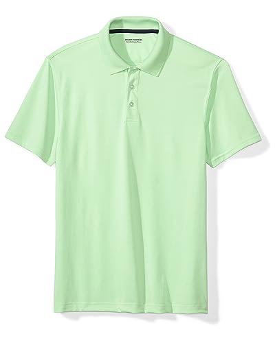 cc18eb76 Medium Dark Green Polo Shirts: Amazon.com