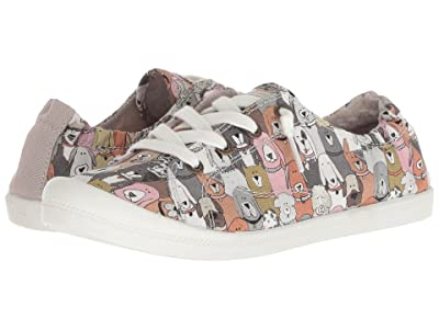 BOBS from SKECHERS Beach Bingo Dog House Party (Taupe/Multi) Women