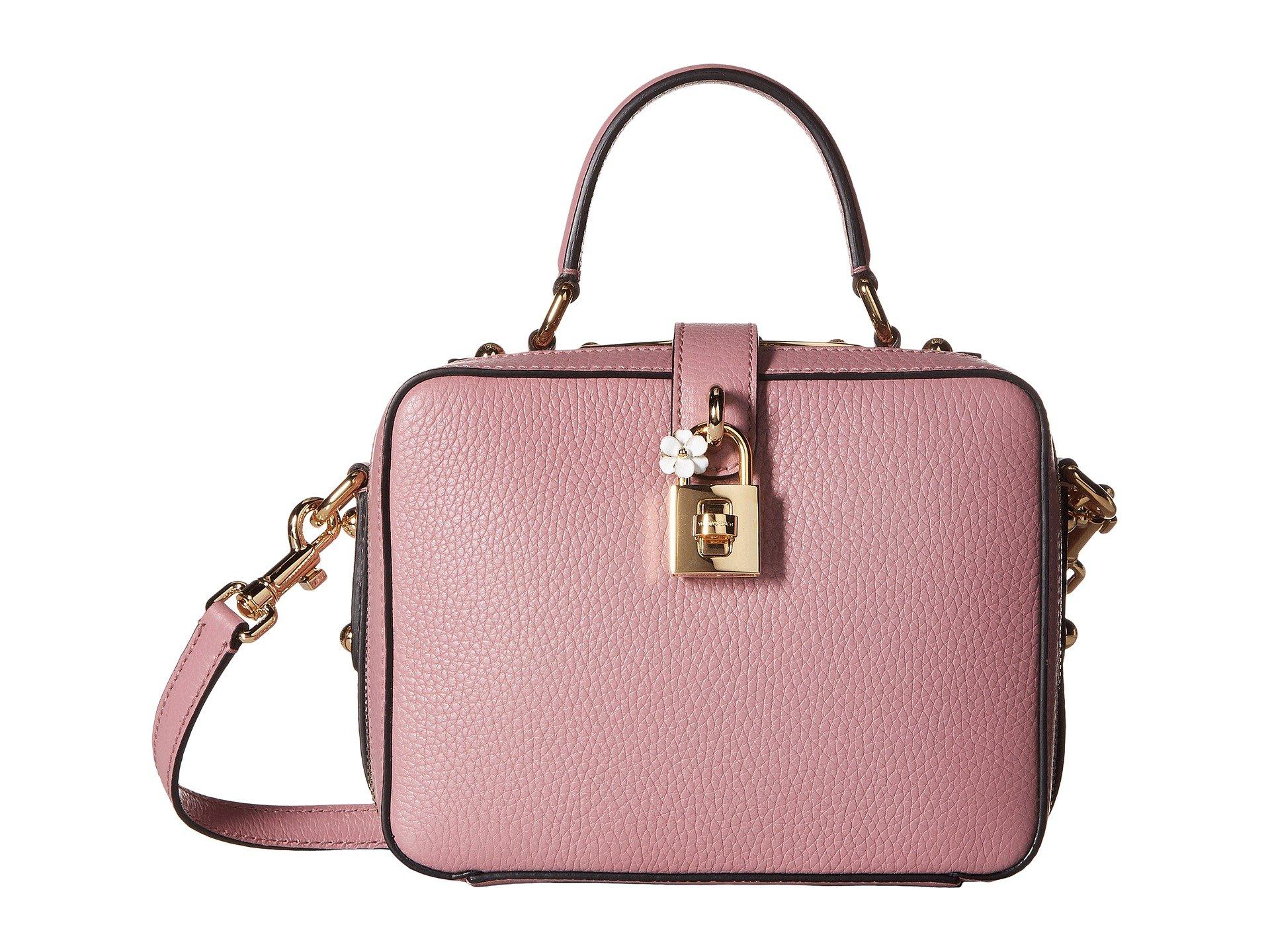 Bolso tipo Satchel para Mujer Dolce and Gabbana Top Handle Handbag  + Dolce & Gabbana en VeoyCompro.net
