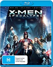 X-Men  Apocalypse [2 Disc] (Blu-ray)