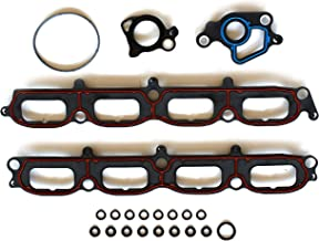 SCITOO Compatible with Intake Manifold Gasket Kit, fit 2005-2012 SOHC Lincoln Navigator Ford Expedition F-150 ?5.4L V8 Engine Intake Manifold Gaskets Automotive Replacement Gasket Sets