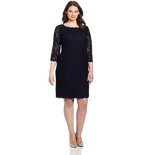 c053ca6fef1 Plus Size Adrianna Papell Dresses  Amazon.com