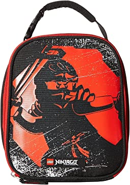 Ninjago® Red Ninja Lunch Bag