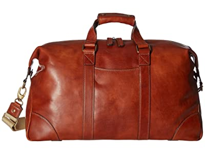 Bosca Dolce Collection Duffel (Amber) Duffel Bags