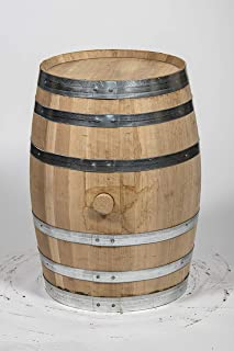 used 10 gallon oak barrel