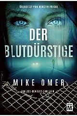 Der Blutdürstige (Ein Zoe-Bentley-Thriller 3) (German Edition) Kindle Edition