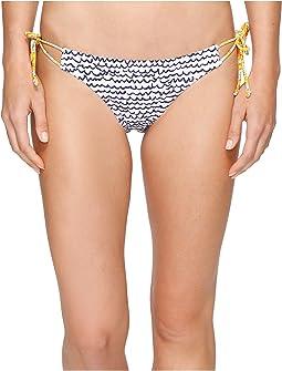 Fleur De La Mer String Bikini Bottom