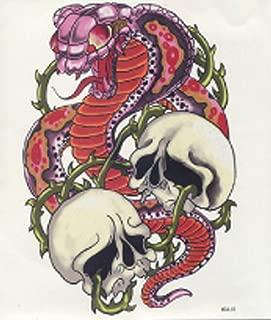 Best cobra back tattoo Reviews