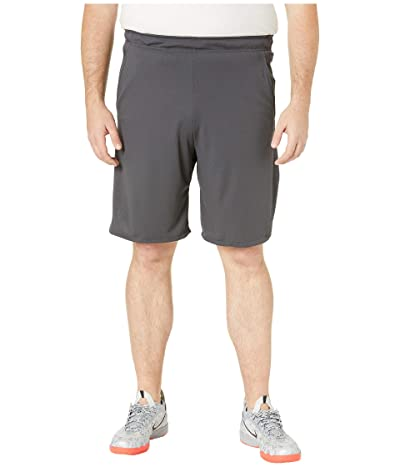 Nike Big Tall Dry Shorts 4.0 (Anthracite/Black) Men