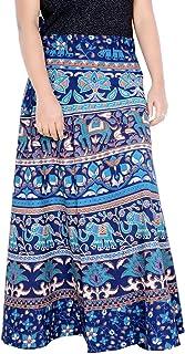 Rajvila Rajasthani Jaipuri Print Skirt for Women Comfortable Skirt for Women (F_W40NT_0006)