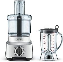 Breville The Kitchen Wizz 8 Plus Food Processor, Silver BFP580SIL