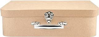 Art Alternatives MVPM06211 Paper-Mache Suitcase Set 3/Pkg