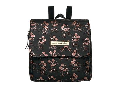 petunia pickle bottom Mini Boxy Backpack Metallic Mickey Mouse (Metallic Mickey Mouse) Diaper Bags