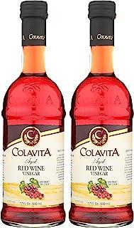 Colavita Aged Red Wine Vinegar, Special, 34 Ounce