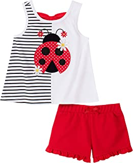 Kids Headquarters Girls' Shorts Set