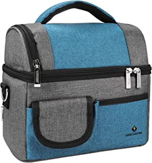 d220525be8ed Amazon.com: Insulated lunch bag personal cooler
