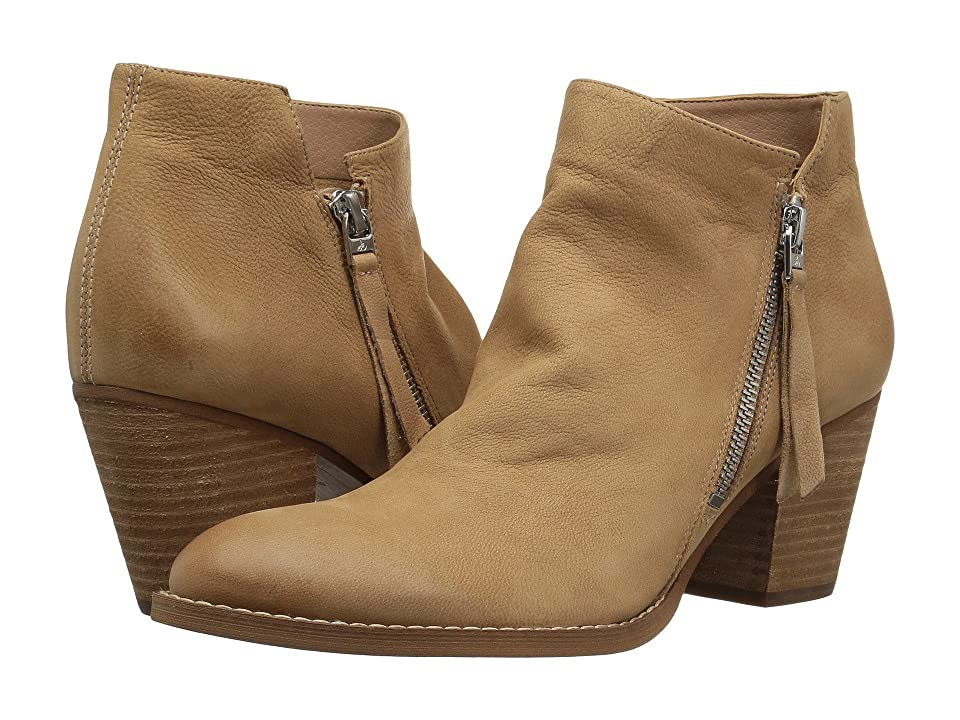 Sam Edelman Macon (Golden Caramel Waxy Nubuck Leather) Women