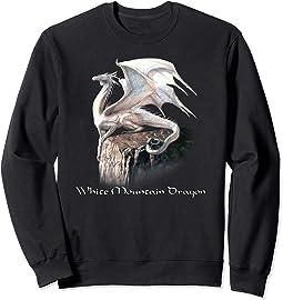 White Mountain Dragon Sweatshirt