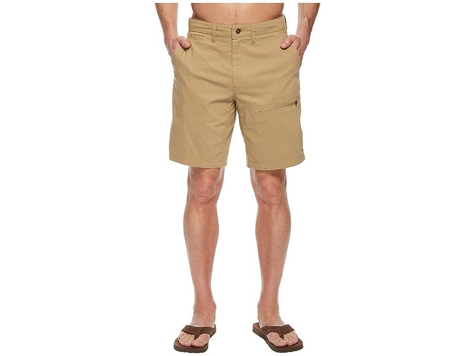 The North Face Granite Face Shorts (Kelp Tan) Men