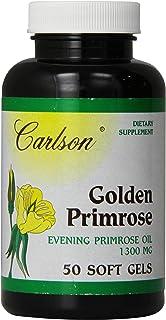 Carlson Labs 金樱草月见草油,1300毫克,50粒软胶囊