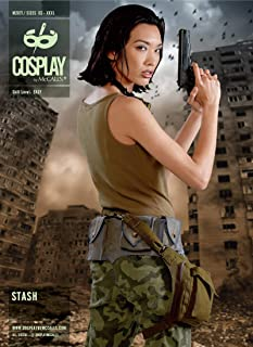 McCalls M2071 Cosplay Stash/Belts - Pouches Costume Sewing Pattern Sizes Misses XS-XXXL