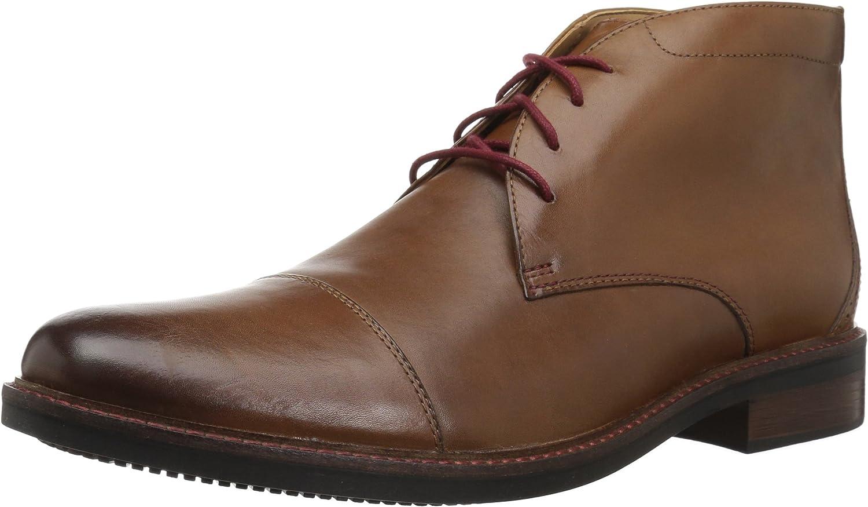 482ae452c4254 Bostonian Bostonian Bostonian Men's Maxton Mid Chukka Boot, Dark Tan ...