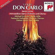 Don Carlo: Don Carlo: Act III: