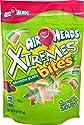Van Melle AirHeads Xtremes Bites Rainbow Berry, 9 oz