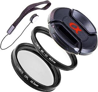 Lumos Juego Starter filtro de 405mm Objetivo Accesorios totalmente compatible con Sony E 16–50mm f/3.5–5.6OSS PZ/SEL de P1650Alpha A5000C55-A5100A60006000A63006300
