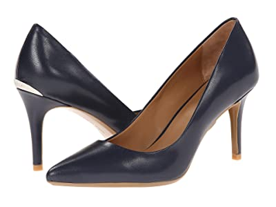 Calvin Klein Gayle Pump (Navy) High Heels