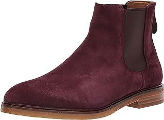 Amazon.com: Men's Chelsea Boots - Red