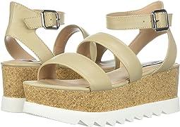 Steve Madden - Kirsten Cork Platform Wedge Sandal