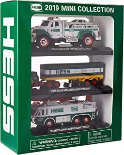 Hess 2019 Mini Truck Collection