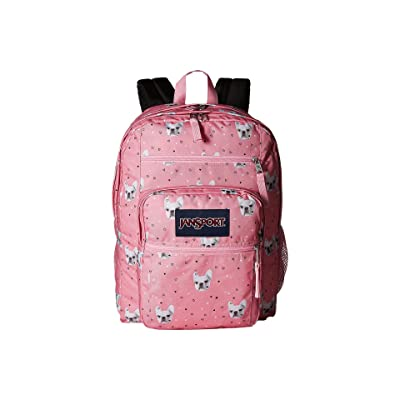 JanSport Big Student (Fierce Frenchies) Backpack Bags