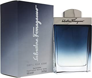 Subtil Pour Homme by Salvatore Ferragamo 3.4oz 100ml EDT Spray