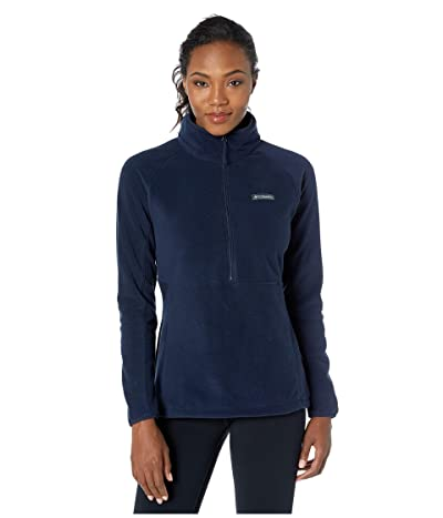 Columbia Basin Trailtm Fleece 1/2 Zip (Dark Nocturnal) Women