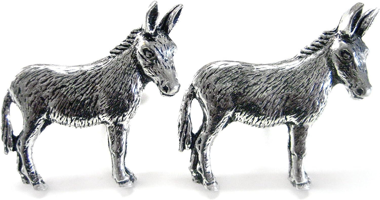 Donkey Cufflinks