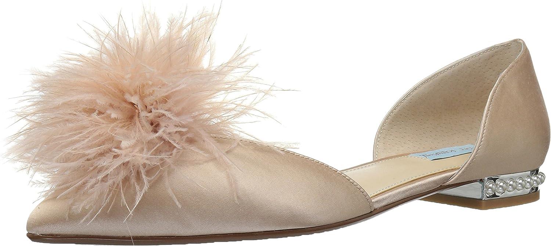 Betsey Johnson Womens Sb-Anna Pointed Toe Flat