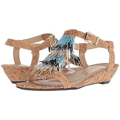 J. Renee Aleesa (Natural/Gold) High Heels