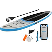 Lifetime Tidal 110 Inflatable Stand-Up Paddle board (Paddle Included)