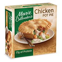 Marie Callender's Frozen Pot Pie Dinner, Chicken, 10 Ounce